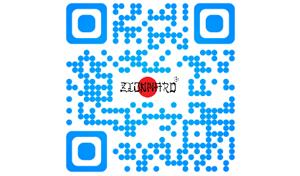 Zionward QR Code