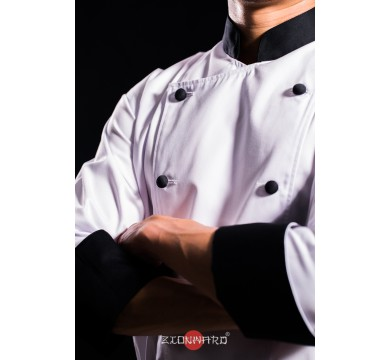 Cook Coat 10 Buttons