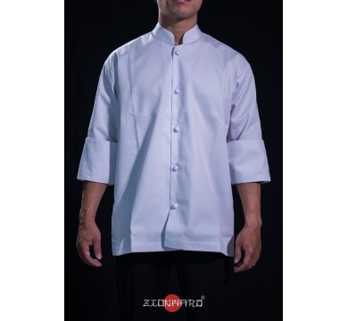 Cook Coat 5 Buttons