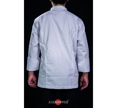 Cook Coat Hidden 5 Buttons