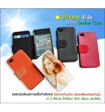 Leather case for iPhone4 / 4s